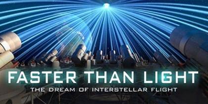 "Rollins Planetarium Presents ""Faster Than Light: The Dream of Interstellar Flight"""