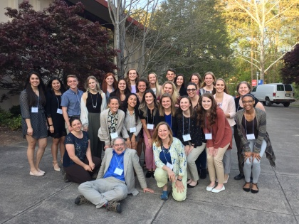YHC Students at Georgia Academy of Science