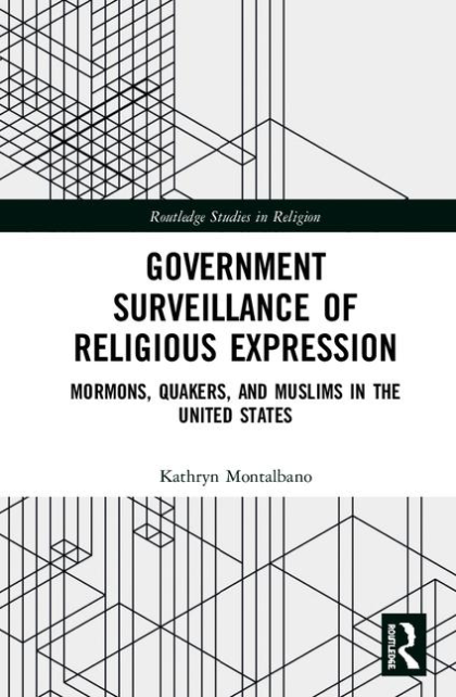 "Young Harris College Assistant Professor of Communication Studies Dr. Kathryn Montalbano recently published her first book, ""Government Surveillance of Religious Expression: Mormons, Quakers, and Muslims in the United States."""