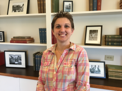 YHC Assistant Professor of Art History Dr. Mary Slavkin will attend a weeklong art history seminar at the Yale Center for British Art in New Haven, Connecticut.