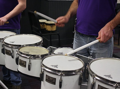 percussion enemble