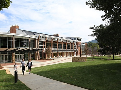 rollins campus center outside