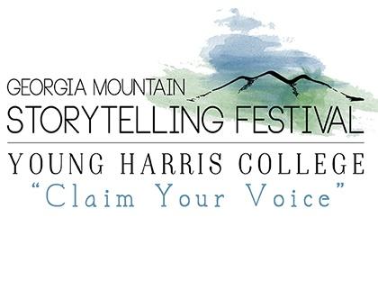 storytelling festival logo