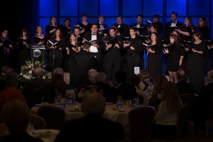 "YHC's combined choirs will present ""New Beginnings"" as the final performance of the three-piece grand re-opening celebration of Glenn-McGinnis Hall."