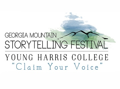 Young Harris College will host the third annual Georgia Mountain Storytelling Festival  Friday, March 31- Saturday, April 1.