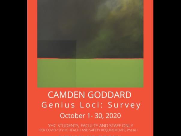 Genius Loci: Survey by Camden Goddard