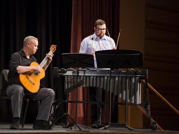 YHC Percussion Ensemble Concert