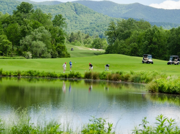 The Clay Dotson Open will be Monday, Aug. 10 at Brasstown Valley Resort in Young Harris, Georgia. The annual golf tournament is the College's largest fundraiser to support student scholarships.