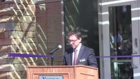 Rollins Campus Center Ribbon-Cutting Ceremonies