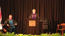 Young Harris College Commencement 2014