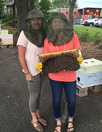 Young Harris College Hosts 25th Annual Beekeeping Institute