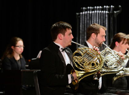 Young Harris College Presents Concert Band Senior Showcase
