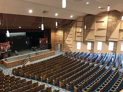 Glenn-McGinnis Hall