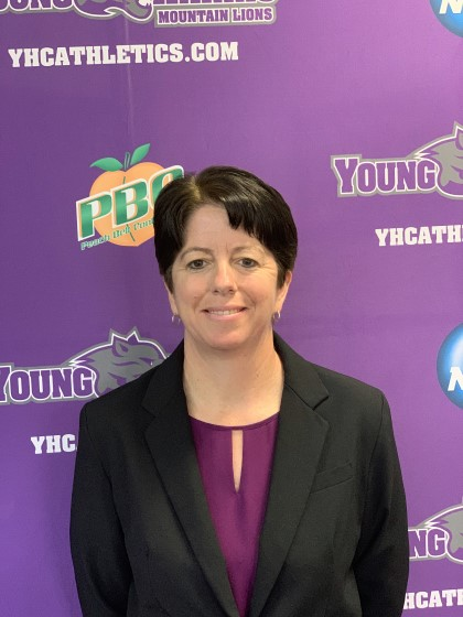 Jennifer Rushton will serve as director of athletics for Young Harris College beginning July 1.